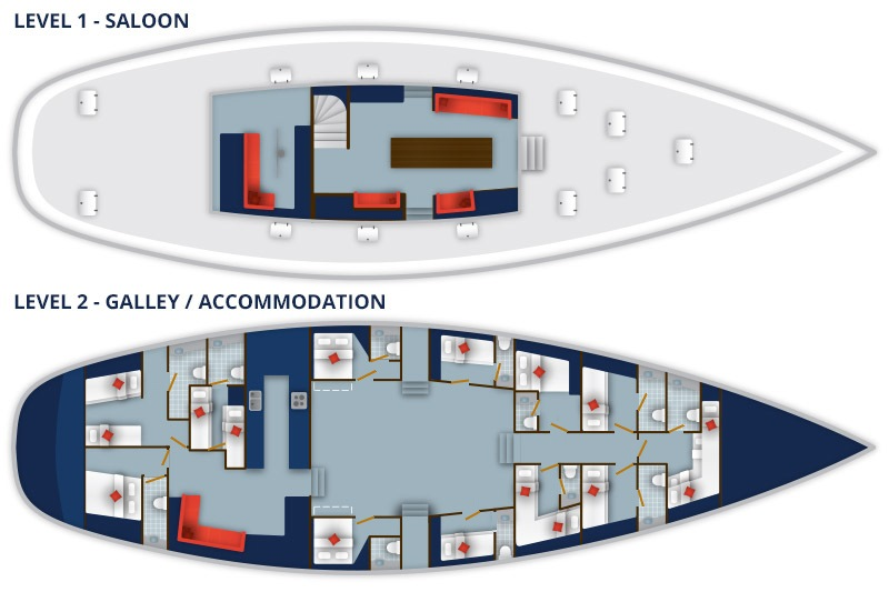 Anaconda III Floor Plan