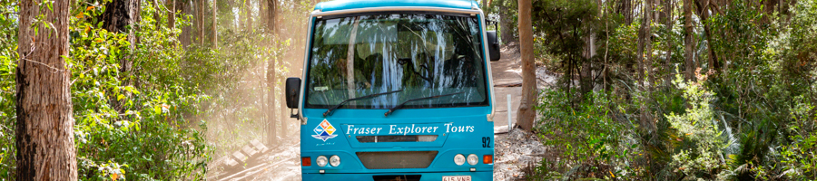 guided tour, fraser explorer
