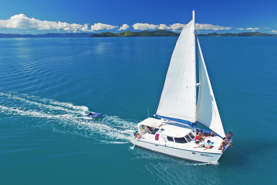 Whitsunday Adventurer