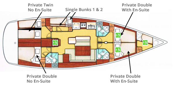Blizzard Floor Plan
