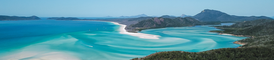 Whitehaven Beach, Hill Inlet, Sailing Whitsundays