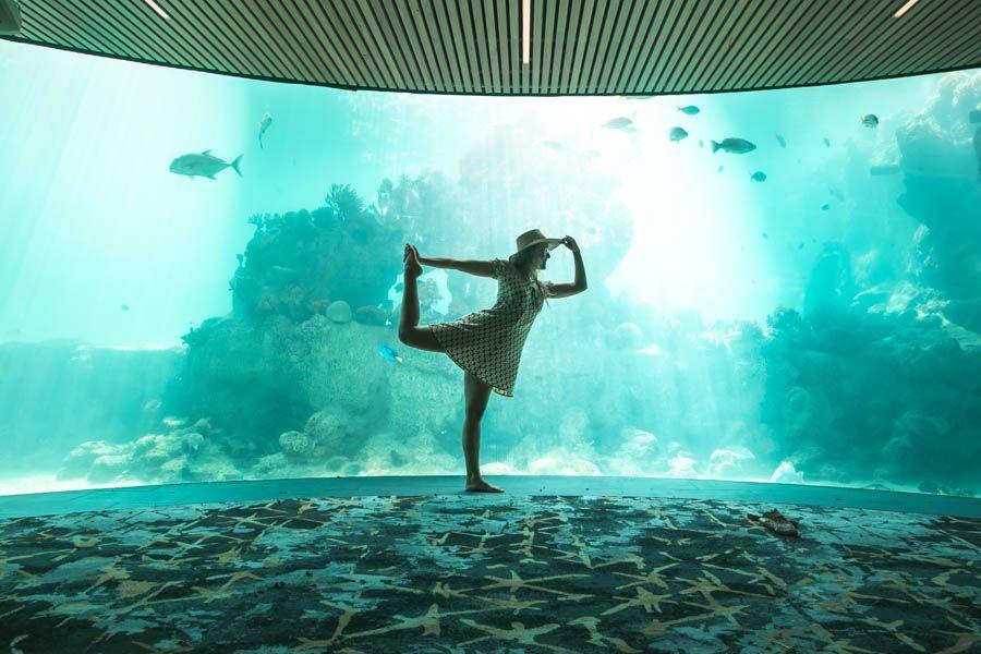 Yoga at Daydream Island