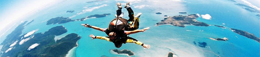 Skydive Airlie Beach, Whitsundays Skydive