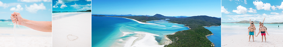 Whitehaven Beach with Getaway I