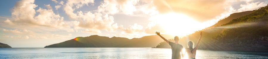 Sunset, Powerplay, Whitsundays