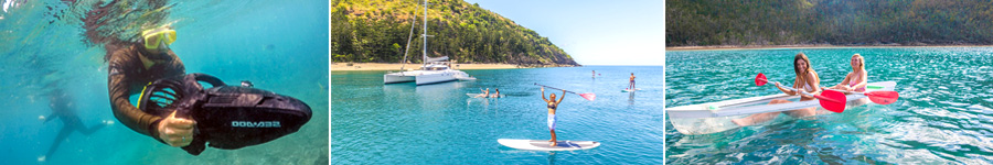 Whitsundays Sailing Tour Entice Highlights