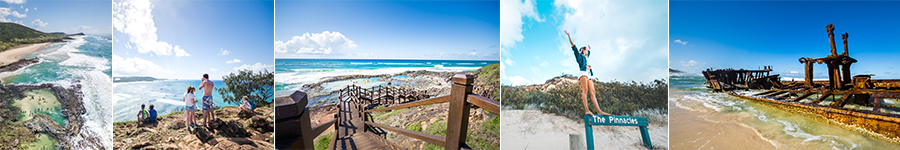 Fraser Island and Whitsundays Package - Fraser Explorer Highlights