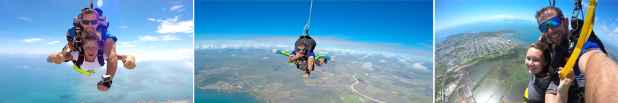 Skydive in the Whitsundays