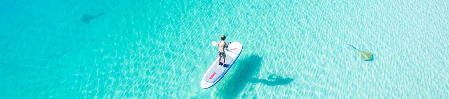 Stand-up paddle, Powerplay, Whitsundays