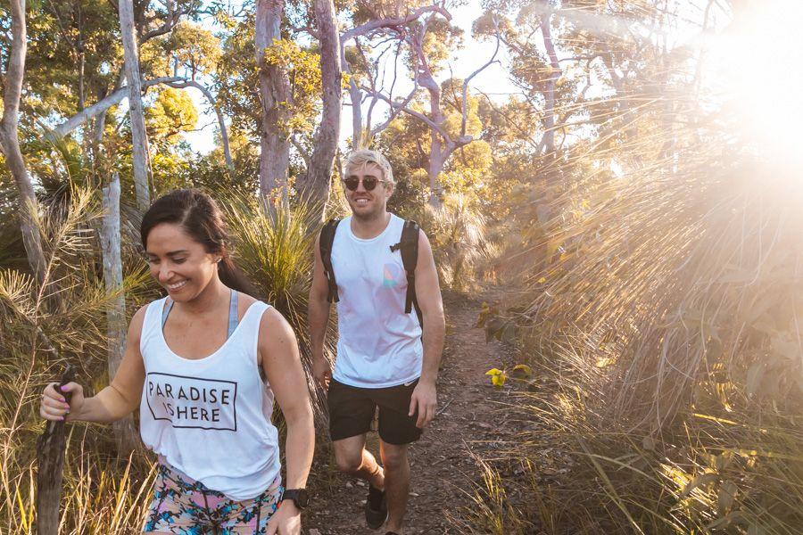 Hiking the Whitsundays