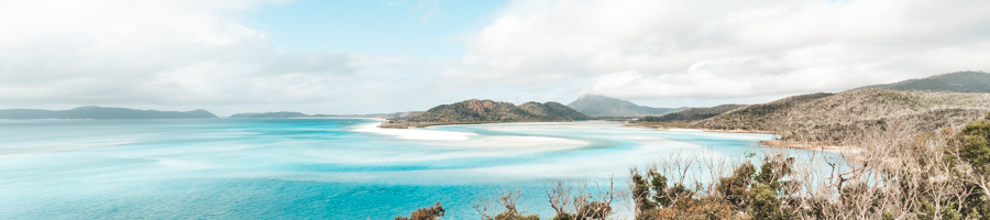 Hill inlet lookout, Prosail, Hammer