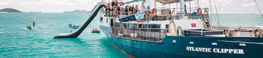 Atlantic Clipper Private Charter Day Tour