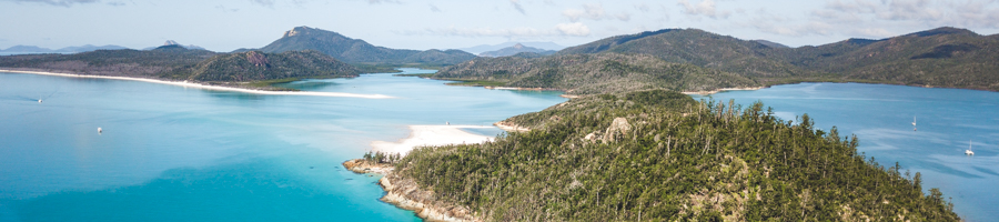 Hill Inlet, Sailing Whitsundays,