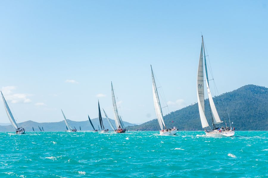 Sailing Adventure in the Whitsundays