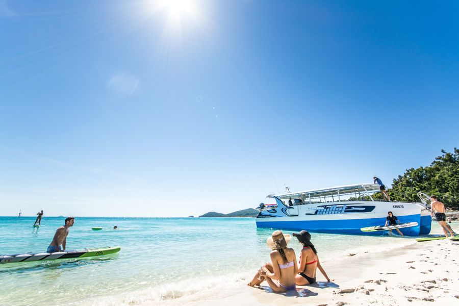 South Whitehaven Beach