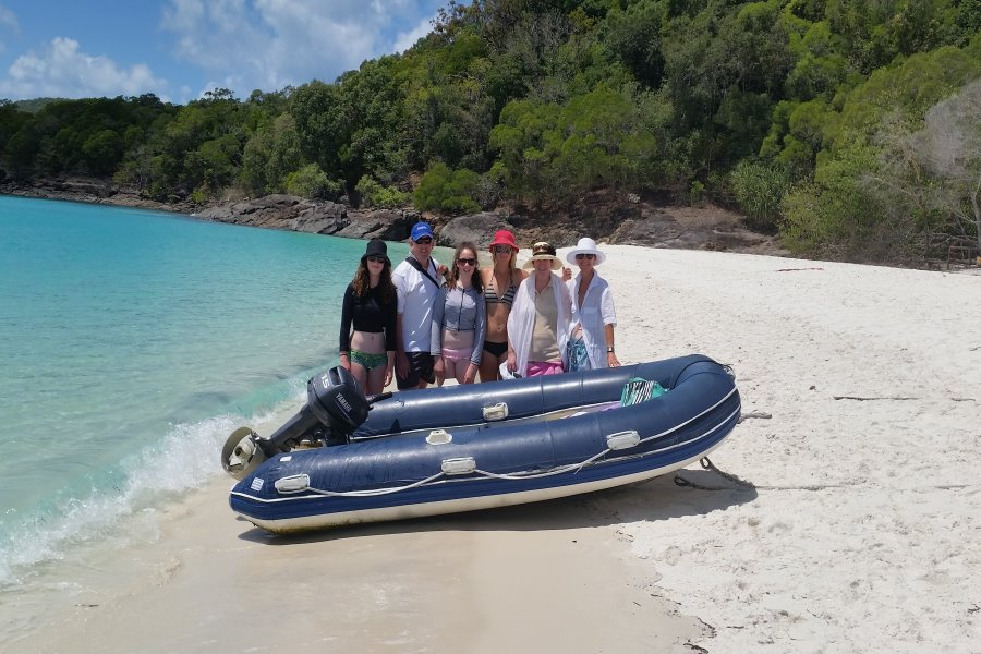 school holidays whitsundays