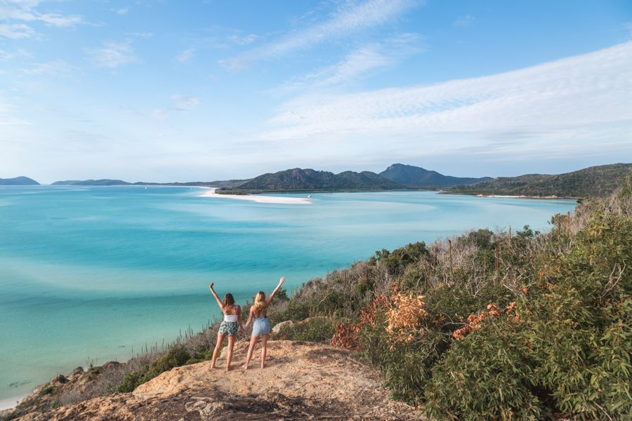 Hill Inlet, Hiking the Whitsundays