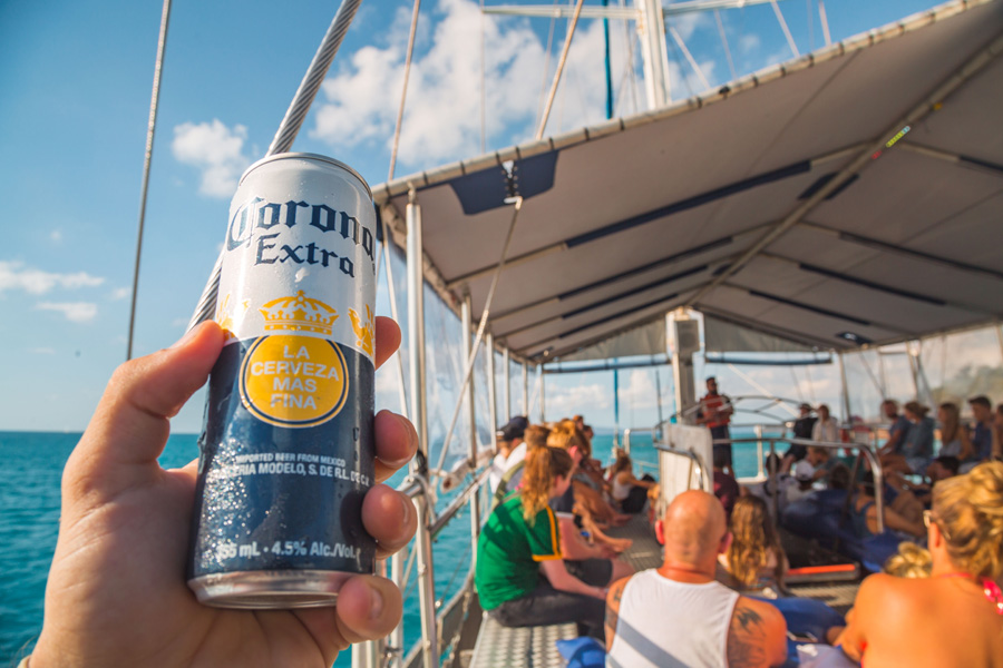 Corona on Clipper