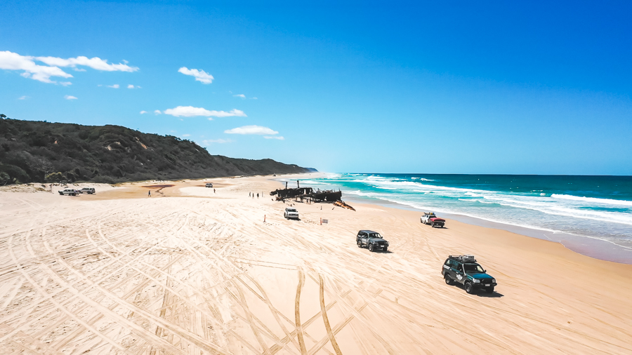 Drop Bear Adventures, Fraser Island, Fraser Island From Noosa