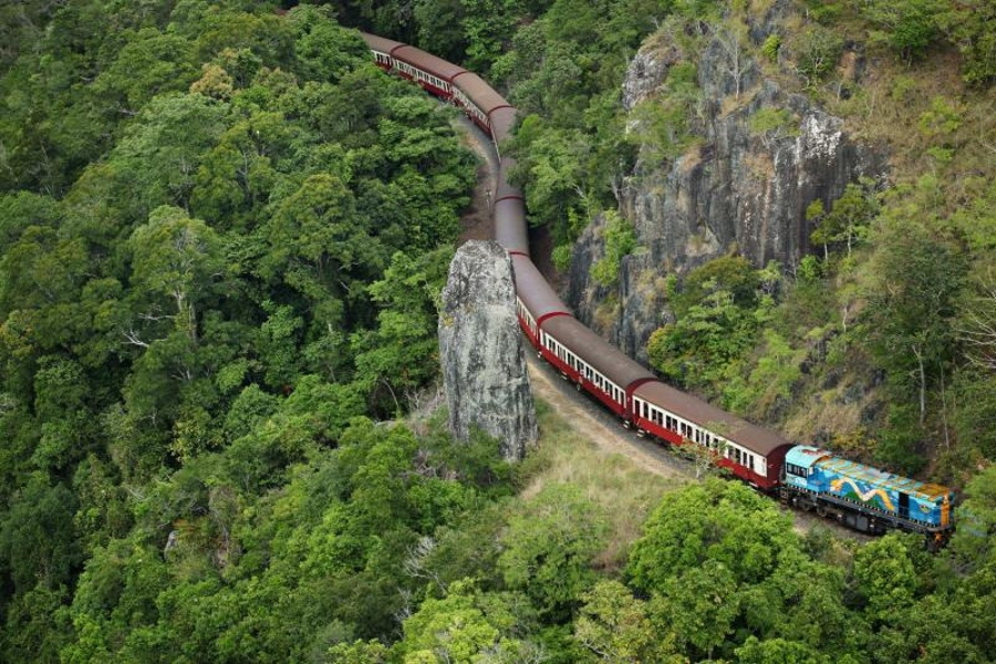 Things to Do in Cairns - Kuranda Railway