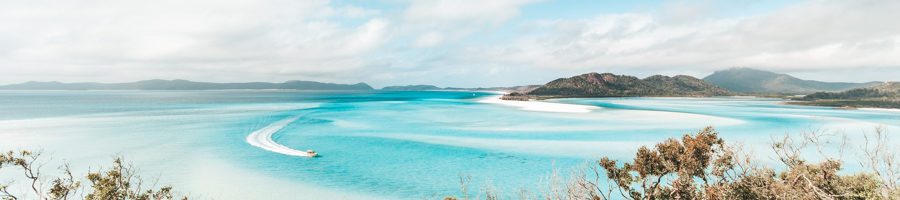 whitehaven beach, hill inlet, day tour