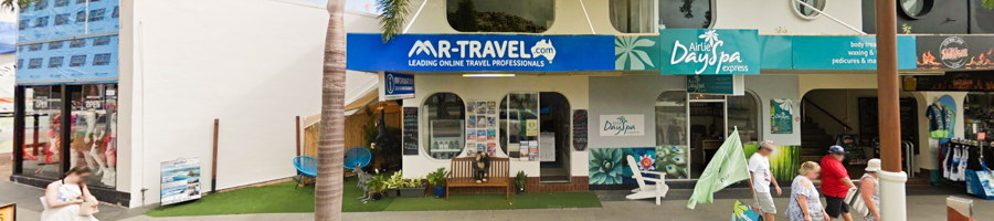 mr travel, shop