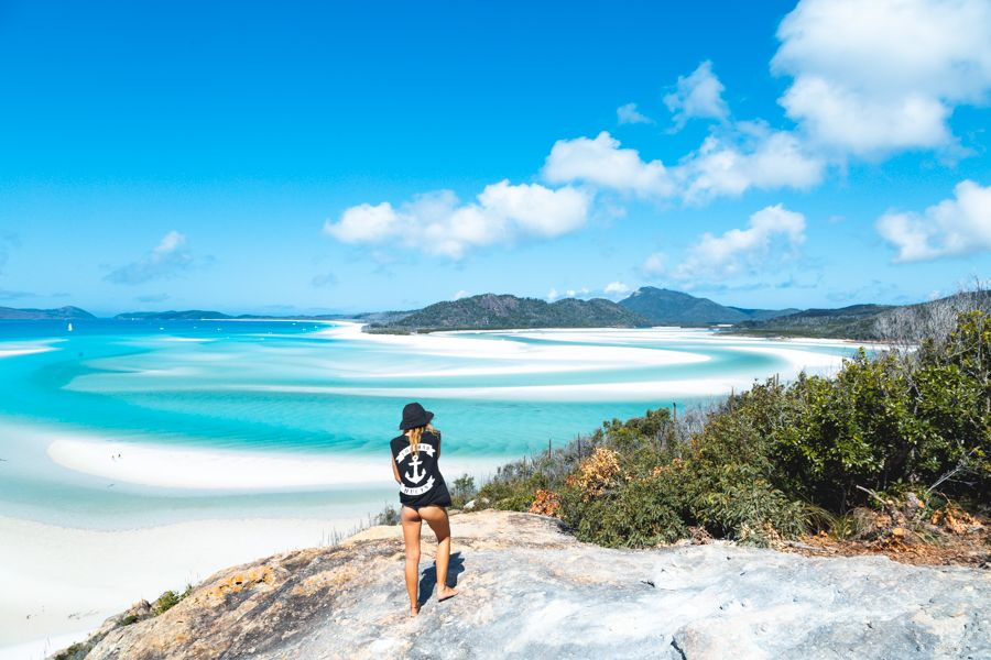 Whitehaven beach, Hill Inlet, Best of Whitsundays and Fraser Island