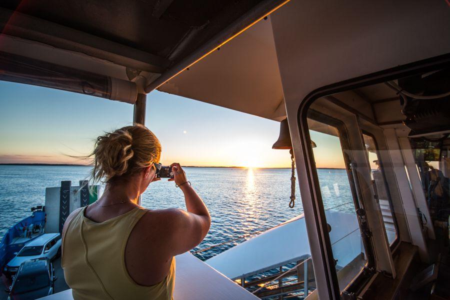 Fraser Island Ferry,