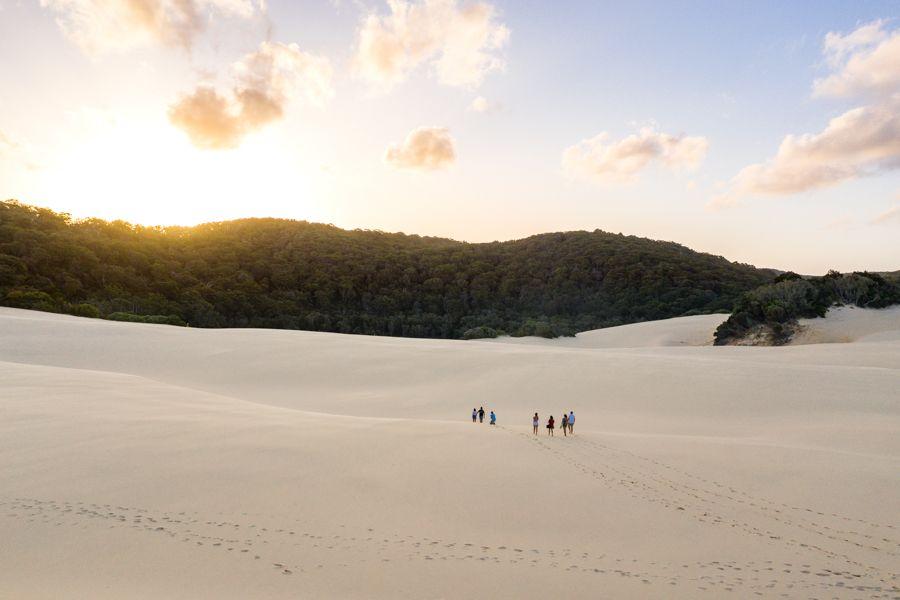 Fraser Island World heritage listing