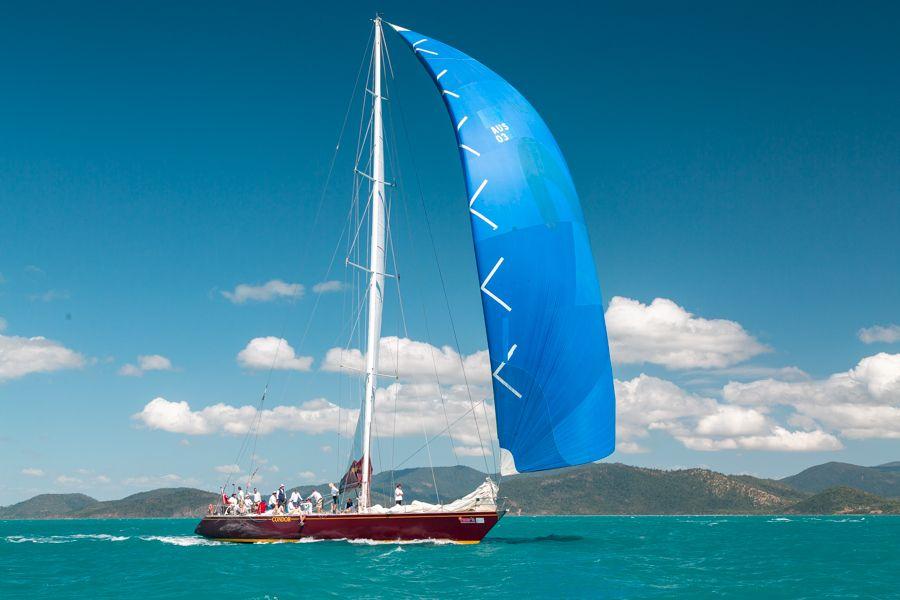 condor sailing