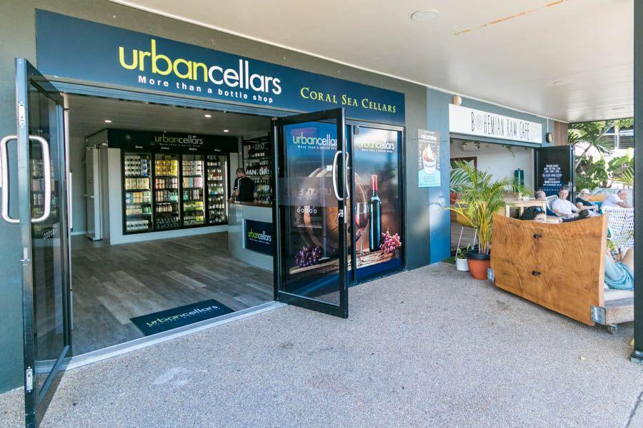 urban cellars, airlie beach