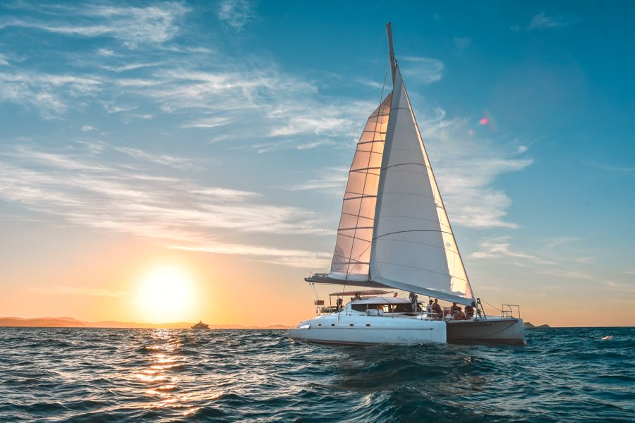 Private Charter Yacht in Whitsundays