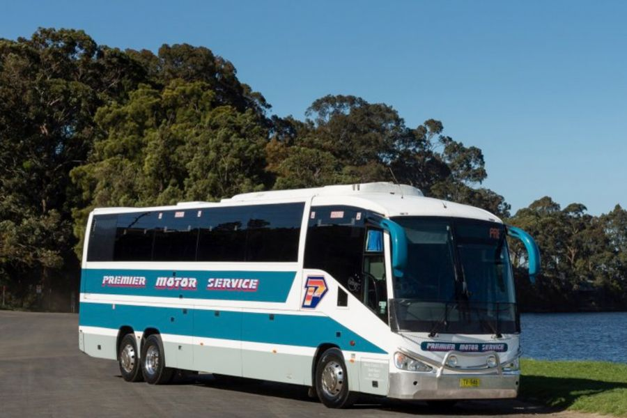 The difference between Greyhound and Premier Buses - Sailing ...
