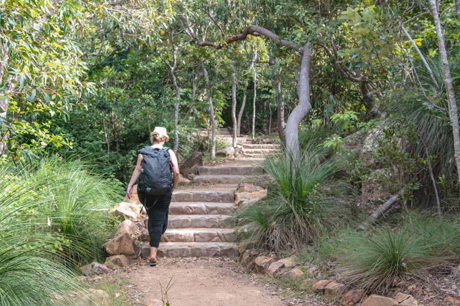 hikes, whitsundays