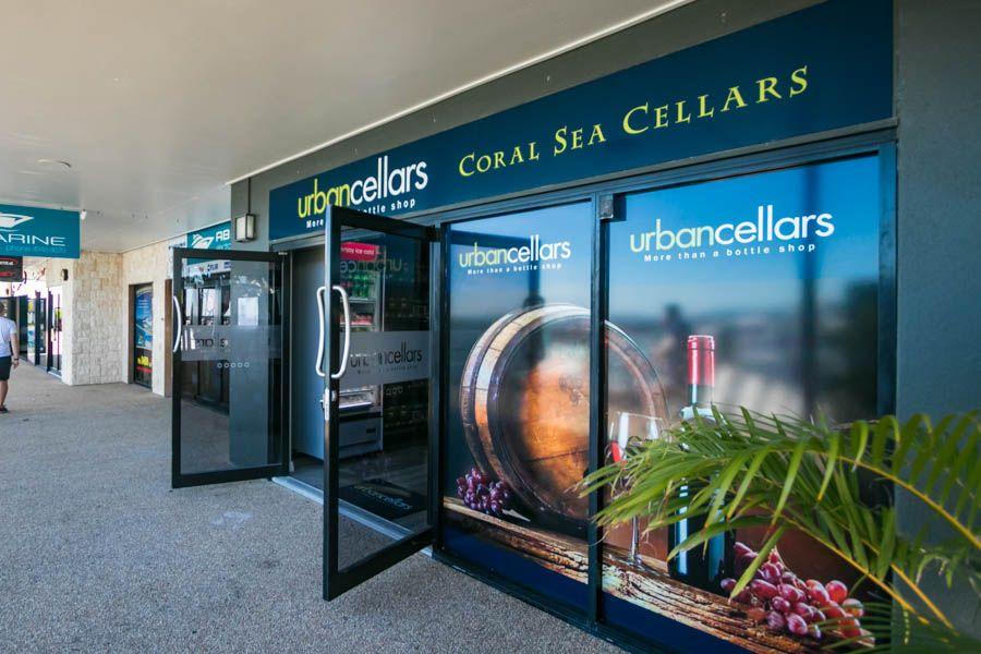 coral sea cellars