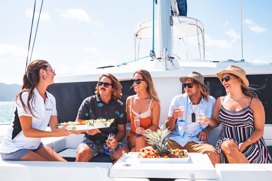 Whitsunday Getaway Private Charter