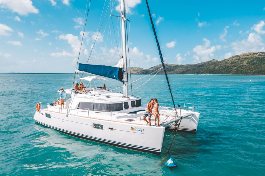 Private Charters Whitsundays Getaways