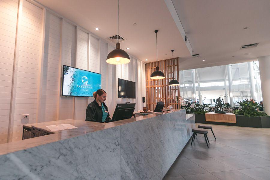 lobby day dream island