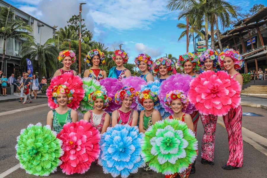 Reef Festival Parade