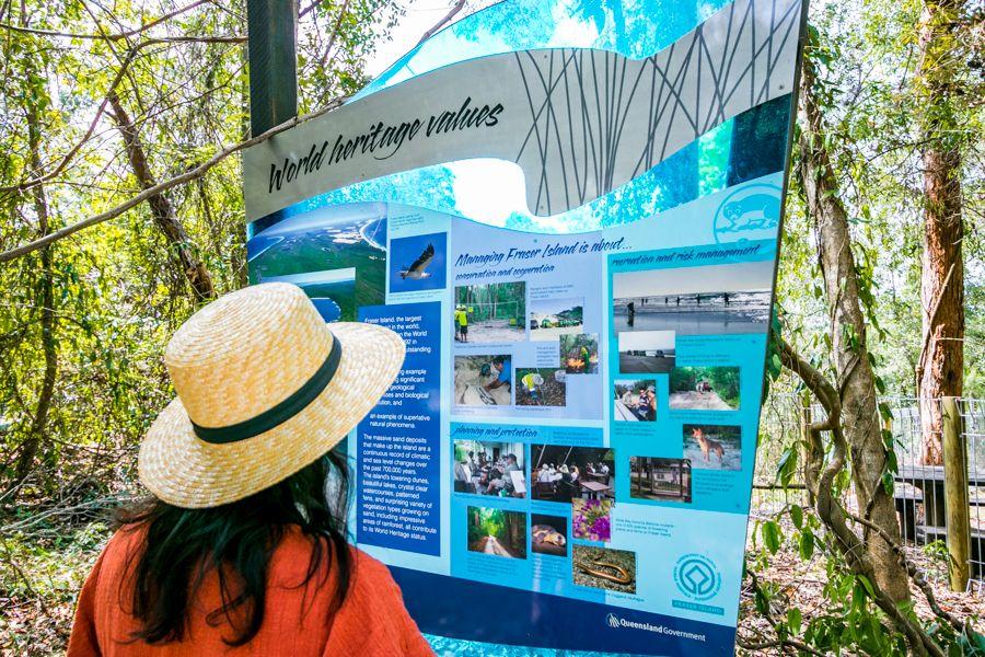 Fraser Island Information