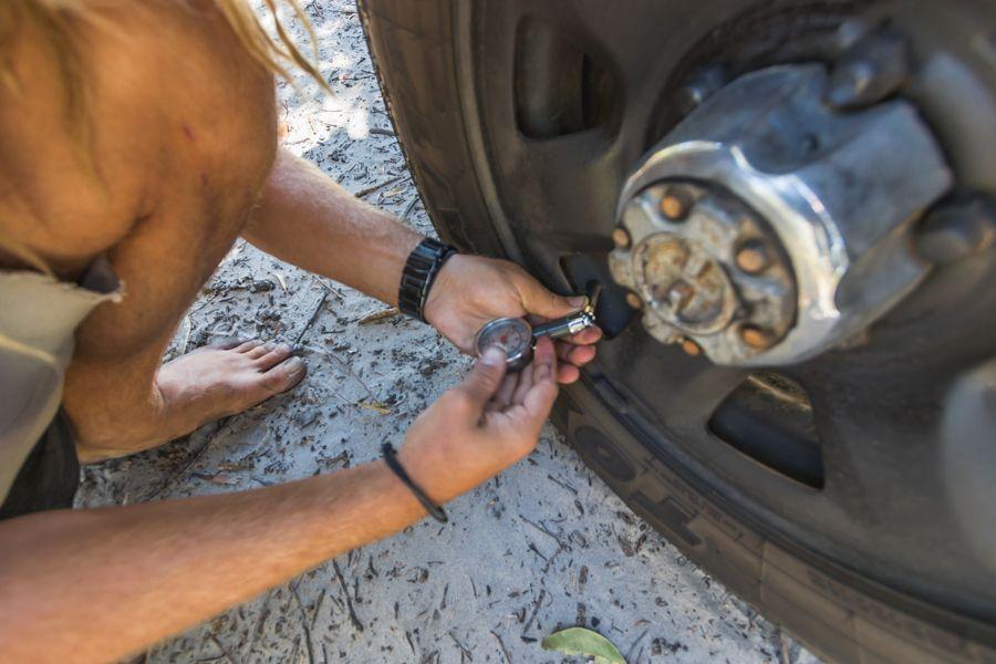 fraser island tyres