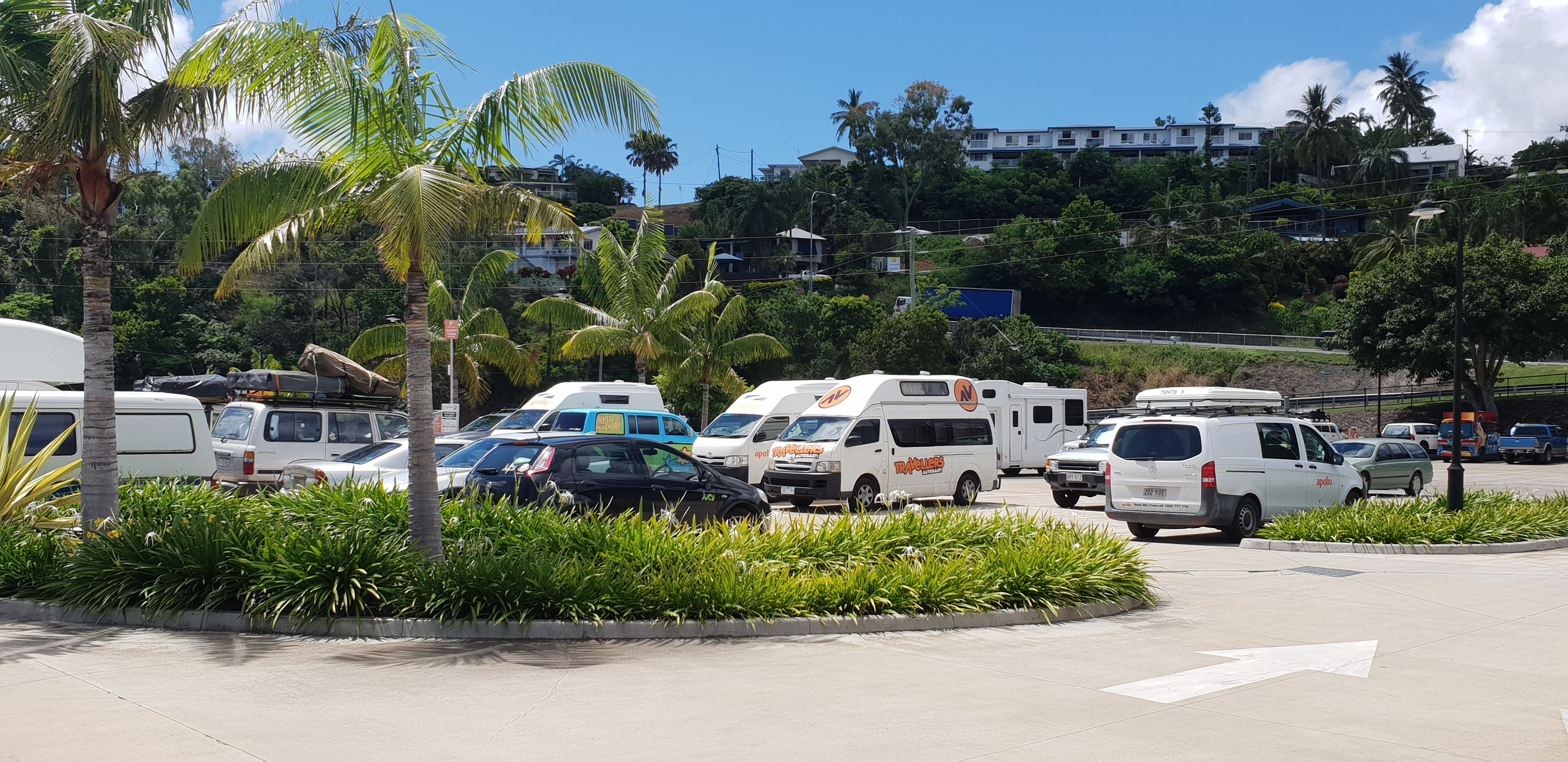 Longterm Parking in Airlie Beach