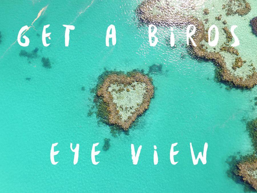 Get a birds eye view