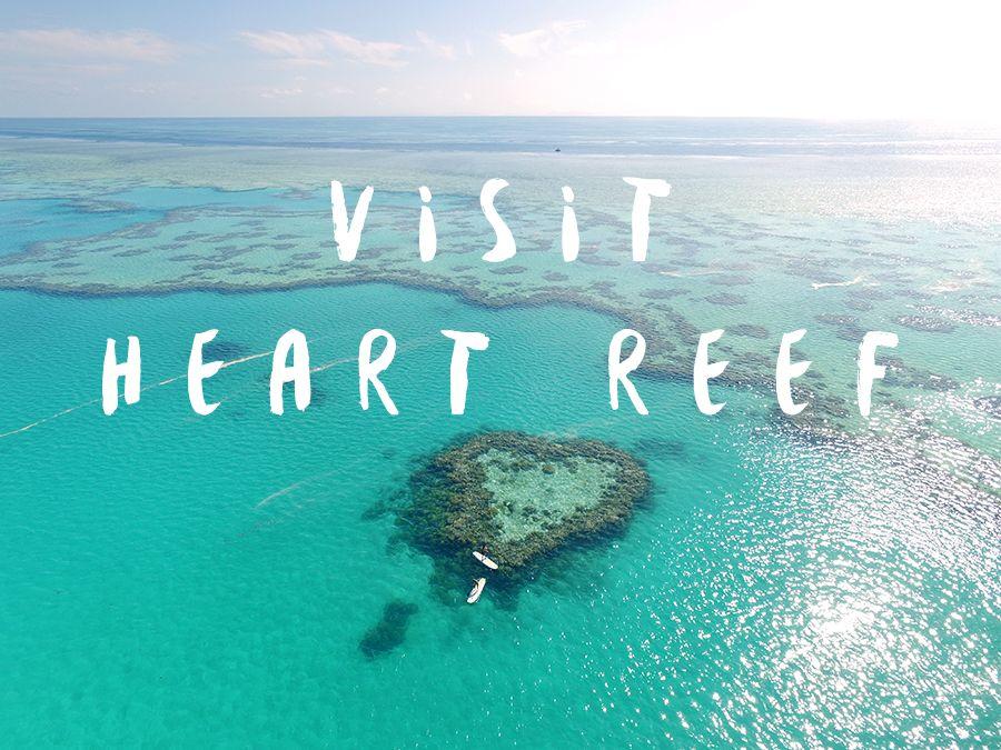Visit Heart Reef