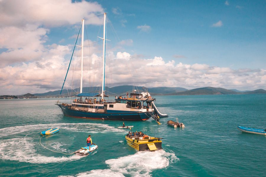 Clipper Banana Boat