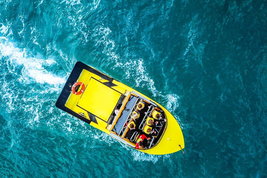 Jetboat whitsundays