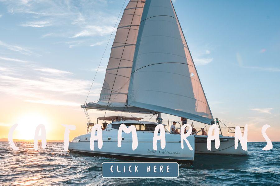Catamarans Whitsundays