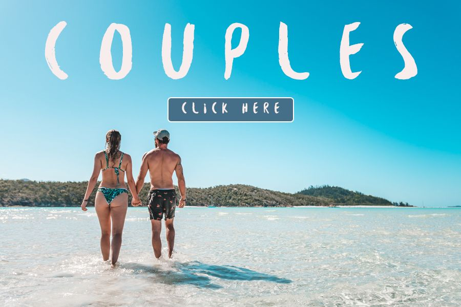Couples Whitsundays