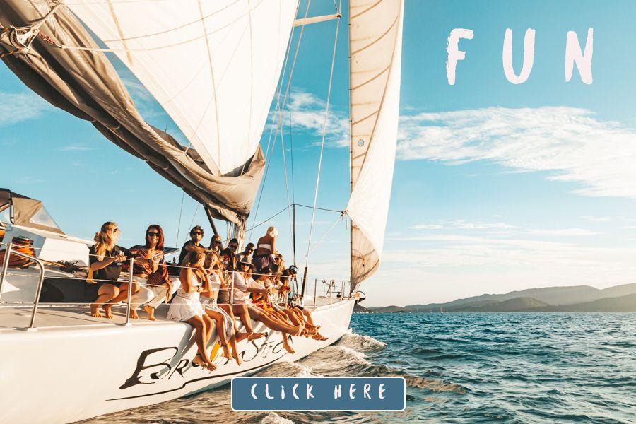 Fun Trip Sailing Whitsundays
