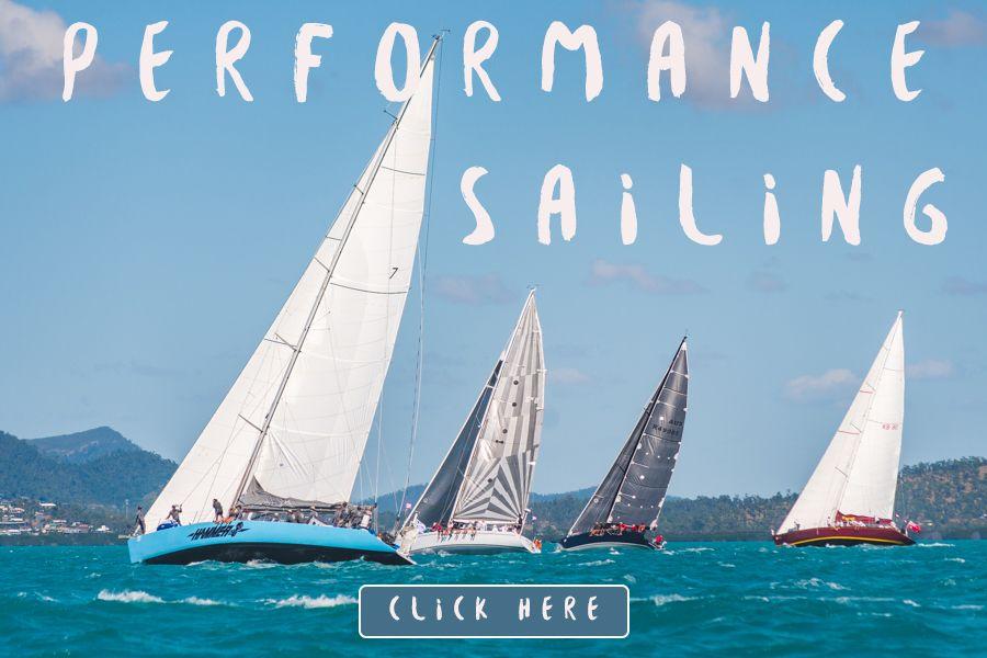 Performance Sailing Whitsundays